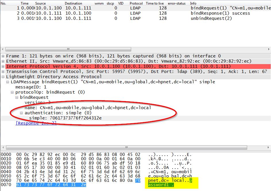 IMC UAM Secure LDAP | About Aruba Networks