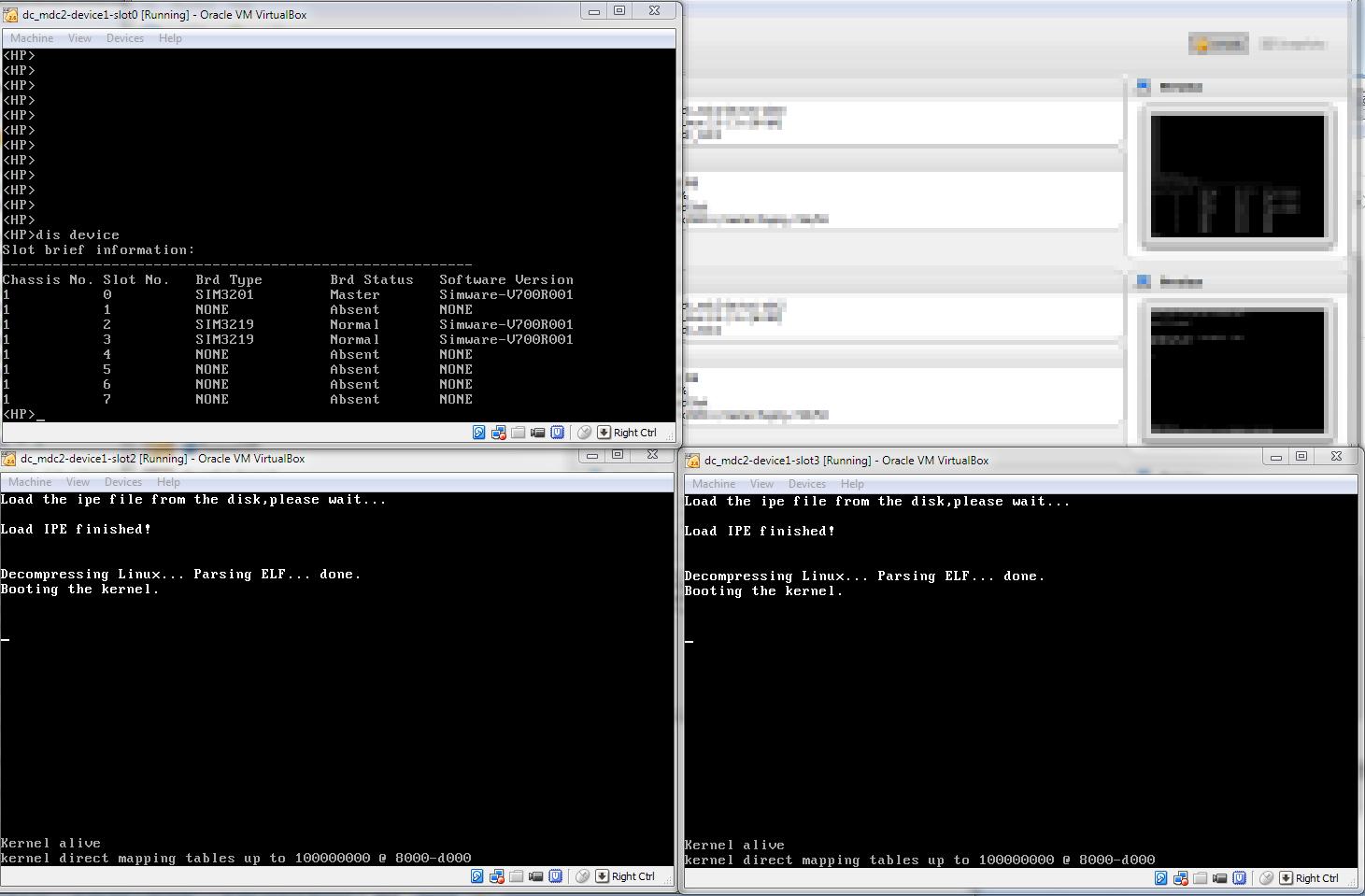 Simware 7 1 50 – Define custom linecard | About Aruba Networks